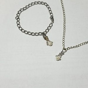 other Jewelry - Pearl Set